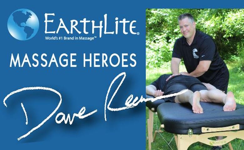 Earthlite® Massage Heroes - Dave
