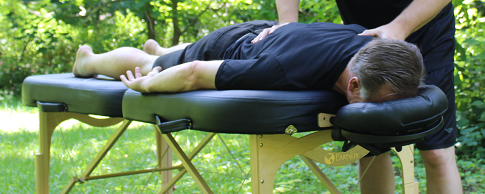 Massage Therapy On-the-Go - Equipment and up-sell ideas
