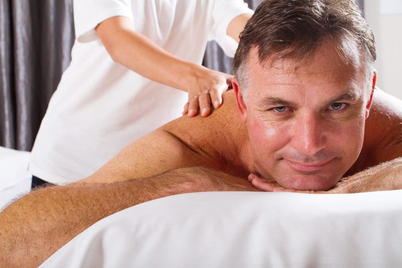 How to Deal With Awkward Massage Moments