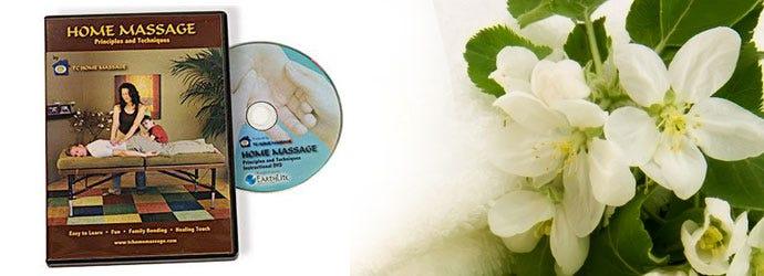 TC Home Massage instructional DVD - Principles & Techniques