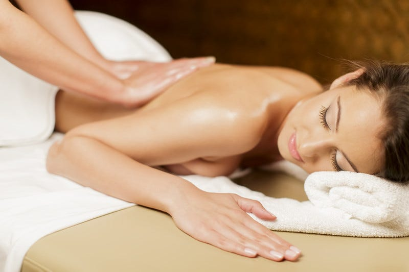 Preparing for Your First Massage