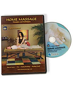 TC Home Massage Instructional DVD