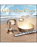 Golden Spa Tones CD