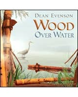 Wood over Water CD