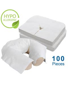 Disposable Flat Headrest Covers