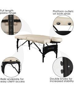 Inner Strength Premium Massage Table - SOLD AS IS