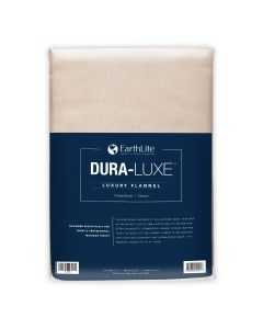 Dura-Luxe™ Flannel Fitted Sheet