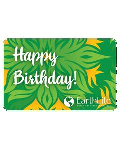 Gift Card - Happy Birthday